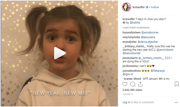 Katie Stauffer instagram Comment devenir un influenceur